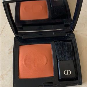Limited edition Dior blush Color 643 Stand our